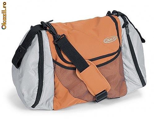 Куплю срочно сумку к коляске Graco Sitysport цвет:genny.